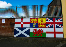 British Flag During Revolutionary War Belfast A Harsh City Of Contradiction Molly U0027s Bugs