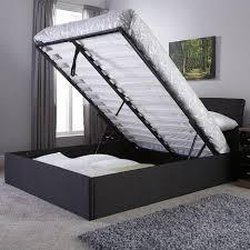 King Size Folding Bed Ottoman Breathtaking Kensington Oak Ottoman Priceless Design