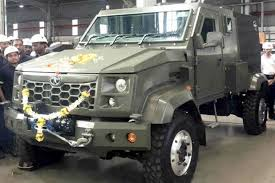 old military jeep tata u0027s hummer styled vehicle for indian army enters production