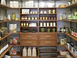 walk in kitchen pantry ideas walk in pantry to be this organized big