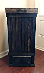 country style kitchen garbage cans country style trash cans