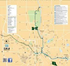 Kalamazoo Michigan Map by Kalamazoo River Valley Trail Maplets