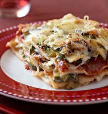 les meilleures recettes de cuisine lasagnes aux courgettes et au chèvre les meilleures recettes de