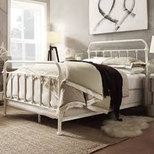 cane headboard irons queen wrought full size and footboard sets