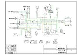 chinese scooter tao wiring diagram wiring diagrams