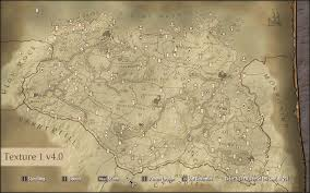 Ff9 World Map by Paper World Map At Skyrim Nexus Mods And Community