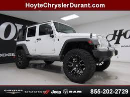 white 4 door jeep wrangler 2015 jeep wrangler unlimited 4x4 4 door suv sport white suv for