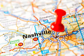 nashville on map nashville pictures images and stock photos istock