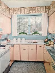 Retro Kitchens 227 Best 1940s And 1950s Kitchens Images On Pinterest Retro