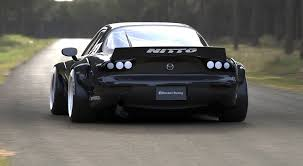 Rx7 2016 Yes It U0027s A 3d Render But It Looks Awesome Anyway Jdm Rides