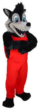 big bad wolf costume buy big bad wolf mascot costume t0107