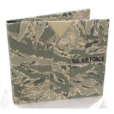 themed photo albums uniformed u s air themed photo scrapbook album