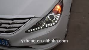 2011 hyundai sonata headlights hyundai sonata 2011 up eye led version l buy