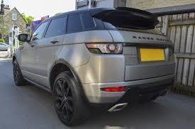 silver range rover brushed silver range rover evoque reforma uk