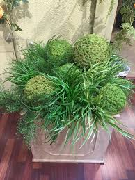 Topiary Balls With Flowers - 11 best greenery arrangements images on pinterest floral designs