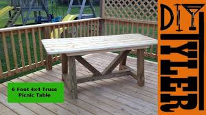 Diy Small Round Wood Park Picnic Table With Detached Octagon Bench by 50 Free Diy Picnic Table Plans For Kids And Adults