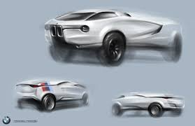 84thdream bmw truck sketch