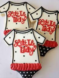 Ladybug Themed Baby Shower Cakes - decorated elephant themed baby shower cookies by peapodscookies