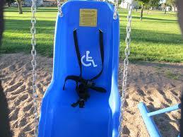 handicap swing city park city of jetmore