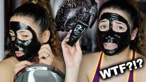 Masker Boscia boscia luminizing black mask review