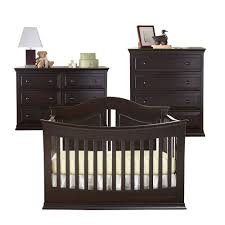 Davenport Nursery Furniture by Espresso Baby Crib Sets Baby Crib Design Inspiration