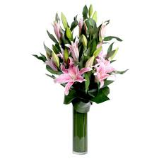 Flower Delivery Free Shipping Lilies Online Delivery Kuala Lumpur Malaysia Online Flower