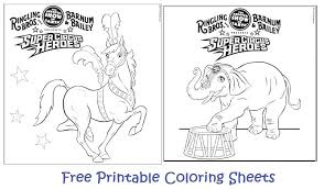 Click To View Full Size Image Coloring Pages For Kids Print Circus Circus Coloring Page