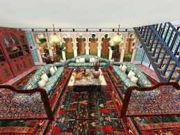Moroccan Inspired Bedroom Moroccan Living Room Zamp Co