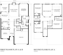 saratoga homes floor plans plan 2703 saratoga homes houston