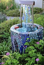 Wishing Well Garden Decor 51 Best Well Puit Images On Pinterest Wishing Well Water Well