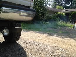 Ford Diesel Truck Black Smoke - how to get black smoke diesel bombers