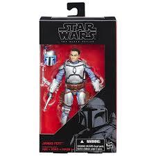 star wars the black series 6 inch jango fett amazon co uk toys