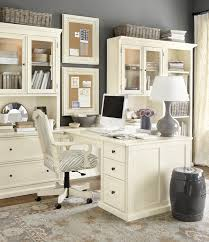 neutral workspace from ballard designs u2013 how to decorate
