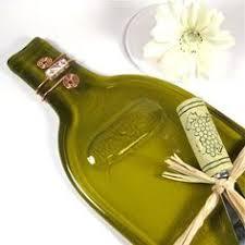 wine bottle serving tray repurposing wine bottles to fit birthday theme diy wine