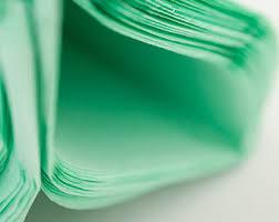 mint green tissue paper mint tissue paper etsy