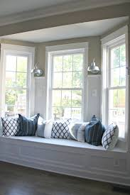 Window Seat Ideas Bay Window Seat Ideas Window Pillows And Room