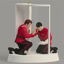 trek hallmark previews 2015 trek keepsake ornaments at