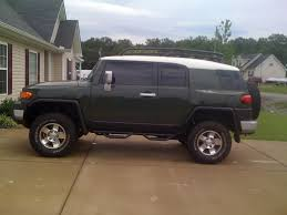 toyota cruiser lifted rough country 3 inch lift toyota fj cruiser forum