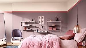 chambre parme et beige couleur parme chambre couleur de peinture pour chambre fille avec