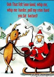 humorous christmas cards humorous christmas cards cards never late right