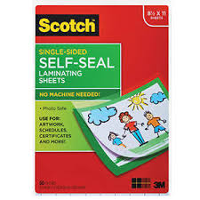 Business Card Luggage Tags Laminated Scotch Self Sealing Laminating Pouches 9 5 Mil 2 7 16 X 3 7 8