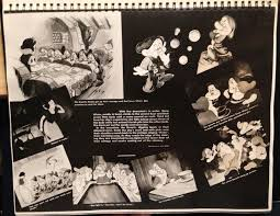 filmic light snow white archive 1937 38 rko exhibitor book