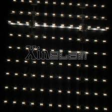 no spots on the graphic led grid lighting fixture buy led