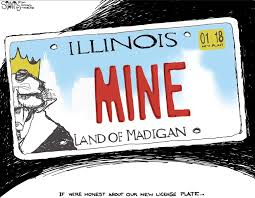 Il Vanity Plates New Illinois License Plate Is Busy And Banal Chicago Tribune
