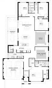 1000 sq ft house plans indian style story with garage home design