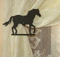 Western Curtain Rod Holders Window And Curtain Accessories