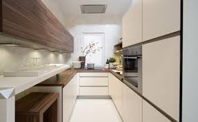 modern galley kitchen ideas contemporary galley kitchen ideas white minimalist cabinets wood