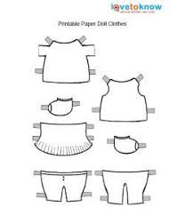 printable paper dolls and clothes lovetoknow