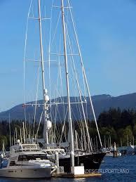 fs darker u0027the grace u0027 sailing to vanc coal harbor apr 25 2of3