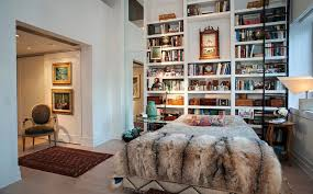 Bookshelves Nyc by Clever Furniture Combinations Bookcase Headboards